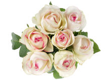 White rose bouquet Royalty Free Stock Photography