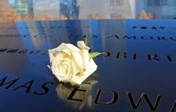 911 memorial museum, New York Royalty Free Stock Photos