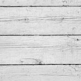 White rustic fence. Royalty Free Stock Image