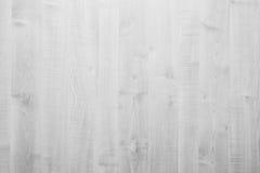 White Rustic Wood Background Stock Image