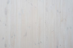 White Rustic Wood Board Background Stock Image