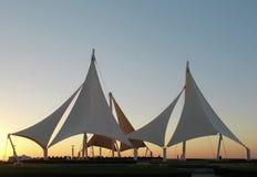 white ' s sail Obraz Stock