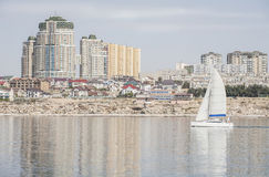 Free White Sailboat Stock Photos - 34778973