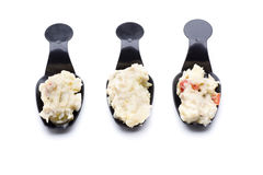 White  salad Royalty Free Stock Image