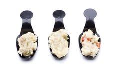 White  salad Royalty Free Stock Image