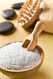 White salt Stock Image