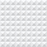 White samples geometric pattern Royalty Free Stock Photos