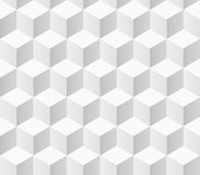 White samples geometric pattern Royalty Free Stock Photo