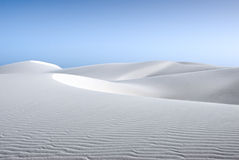 White sand Stock Photo