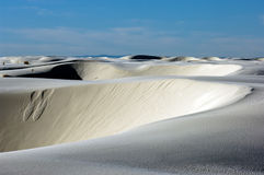 White sand Royalty Free Stock Photos