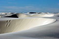 White sand royalty free stock photos