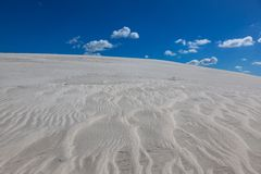 White Sand at Atlantis Stock Photos