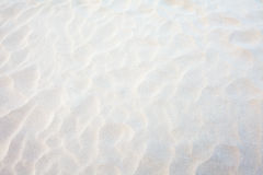 White sand background Royalty Free Stock Photography