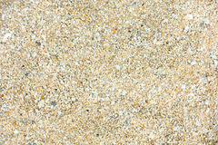 White sand background. White sand background,Big grain sand Royalty Free Stock Photography
