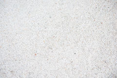 White sand for background Royalty Free Stock Image