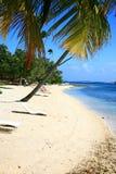 White sand beach Royalty Free Stock Photos