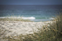 White Sand Beach Stock Photos