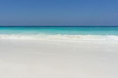 White Sand Beach. Thailand Royalty Free Stock Photo