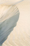 White sand dune Stock Photography