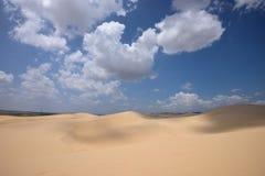 White Sand Dunes, Vietnam Royalty Free Stock Image