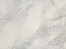 White sand texture, Maldives Royalty Free Stock Images
