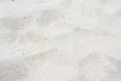 White sand texture. Of the Samed island royalty free stock images