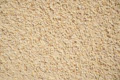 White sand texture tropical beach detail. Tropical beach with white coral sand space for text background royalty free stock image