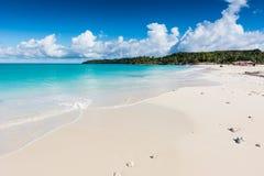 Nosy Iranja with beaches stock images