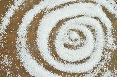 White Sand Stock Image