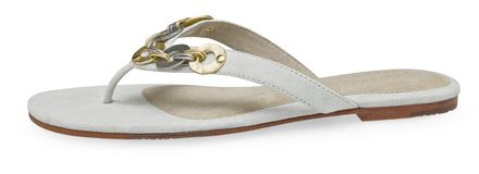 A white sandal Stock Images