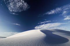 White Sands 1 Stock Photography
