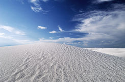 White Sands 2 Royalty Free Stock Photography