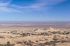 White Sands Missle Range stock photo