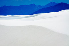 White Sands National Monument Stock Image