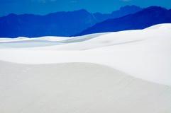 White Sands National Monument Stock Image