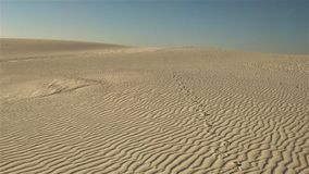 White Sands National Monument Stock Images