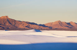 White Sands National Monument [New Mexico] Stock Photography