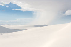 White Sands National Monument Royalty Free Stock Photos