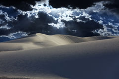 White Sands New Mexico Royalty Free Stock Photos