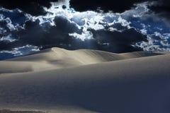 White Sands New Mexico Royalty Free Stock Photos