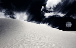 White Sands New Mexico USA Stock Image