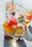 White sangria Stock Photos