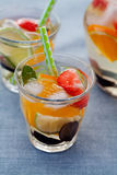 White sangria Royalty Free Stock Images