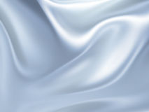 White satin Stock Photos