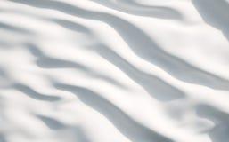 White satin, silk, texture background. Stock Photos
