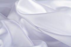White satin Royalty Free Stock Photo