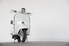 White scooter Stock Photos