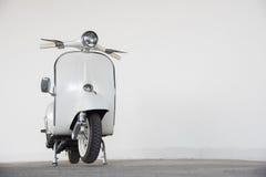 White scooter Stock Photos