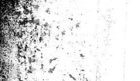 White scratched grunge background, old film effect for text. Texutre stock image
