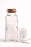 White Sea Salt Royalty Free Stock Photo